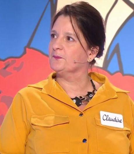 """Bruno Guillon demande un autographe à une candidate des """"Z'Amours"""""""