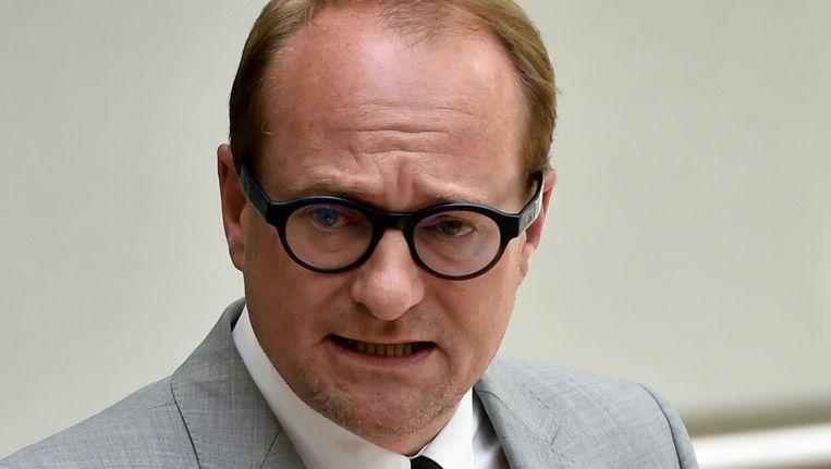 Vlaams minister voor Dierenwelzijn Ben Weyts (N-VA). Beeld PHOTO_NEWS