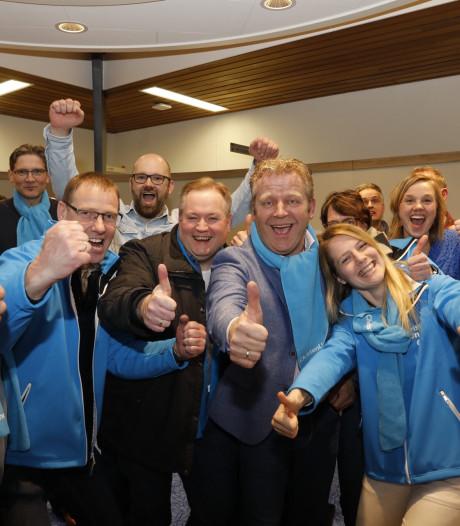 Coalitie Elburg al rond