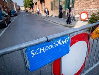 Proefproject met schoolstraten in Oudstrijdersstraat in Borgerhout en Frans van Dijckstraat in Deurne