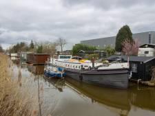Gemeente Eindhoven moet tempo maken met uitkopen woonbootbewoners De Hurk