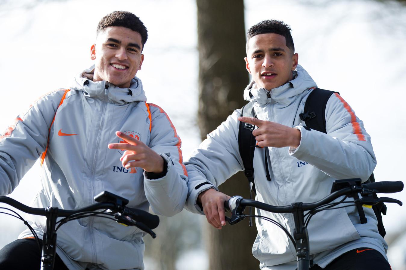 Waarom Mohamed Ihattaren voor het Nederlands elftal kiest | Foto | AD.nl