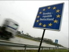 Minder diensten geëxporteerd naar Duitsland in eerste helft 2021