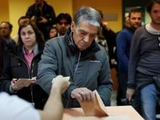 """Les Espagnols expriment leur """"ras-le-bol"""" des grands partis"""
