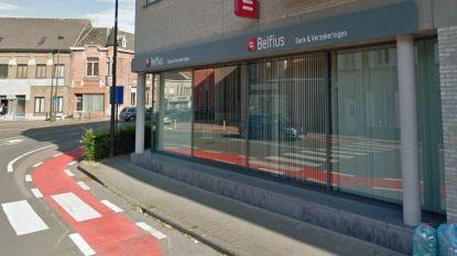 Belfius-bankkantoor Pittem verdwijnt