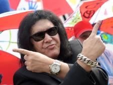 Zender Fox doet Kiss-voorman Gene Simmons in de ban na beledigingen