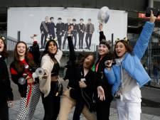 Zuid-Koreaanse boyband BTS naar Rotterdam: 'Ik sta tien uur in de rij voor een mooie plek'