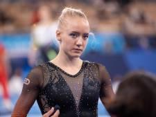 Emoties komen los bij Lieke Wevers in meerkampfinale: 'Ik ben op, leeg'
