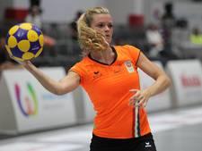 Korfbal League laat sporen na bij Nadhie den Dunnen