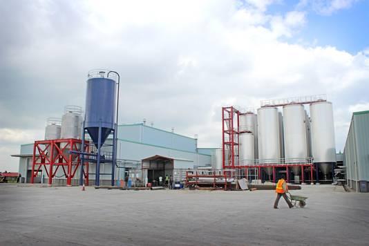 Habesha bierbrouwerij.
