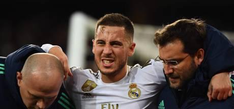 Le retour d'Eden Hazard encore repoussé