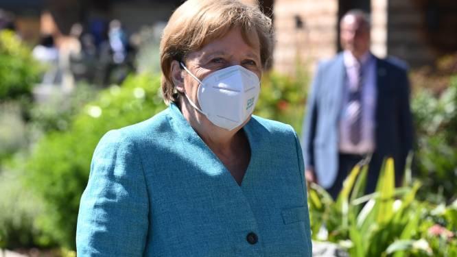 """LIVE. Taskforce gaat uit van slechts 450.000 J&J-doses tegen eind juni - Merkel: """"G7 wil 2,3 miljard vaccins voor ontwikkelingslanden"""""""