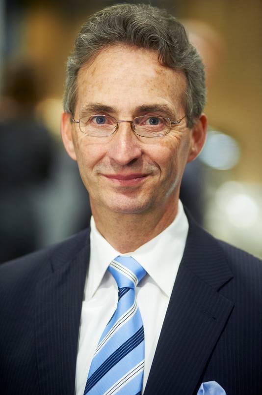Wethouder Johan van der Schoot