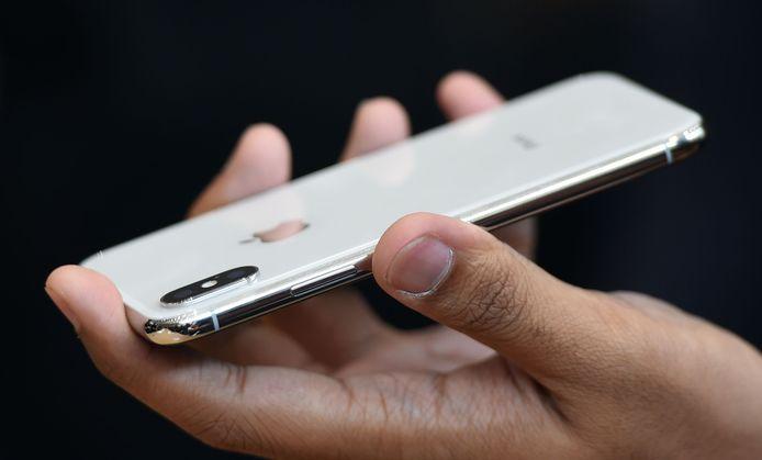 Een iPhone.