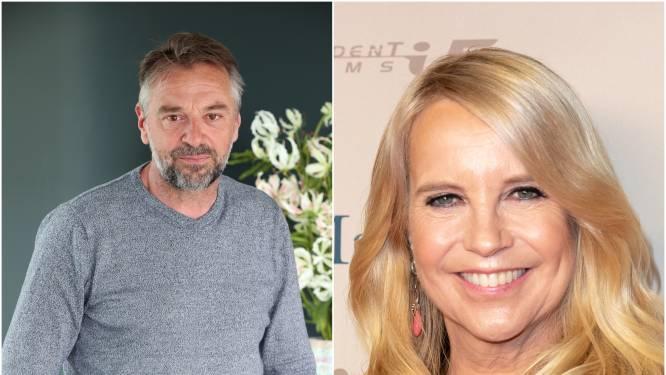 Tom Waes belt aan bij halfnaakte Linda De Mol tijdens opnames 'Reizen Waes Nederland'
