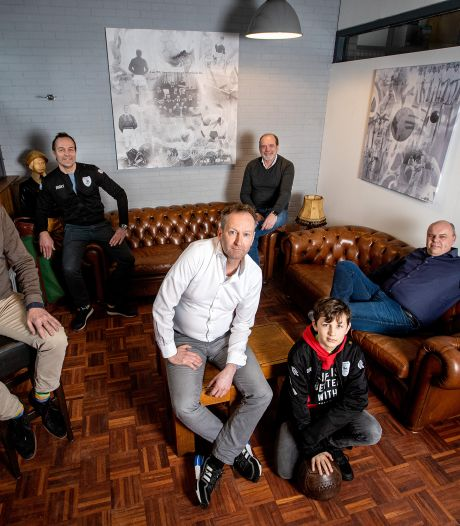 Klassieke Veteranen voorzien clubhuis Concordia van make-over: 'Zien het klussen als bezigheidstherapie'