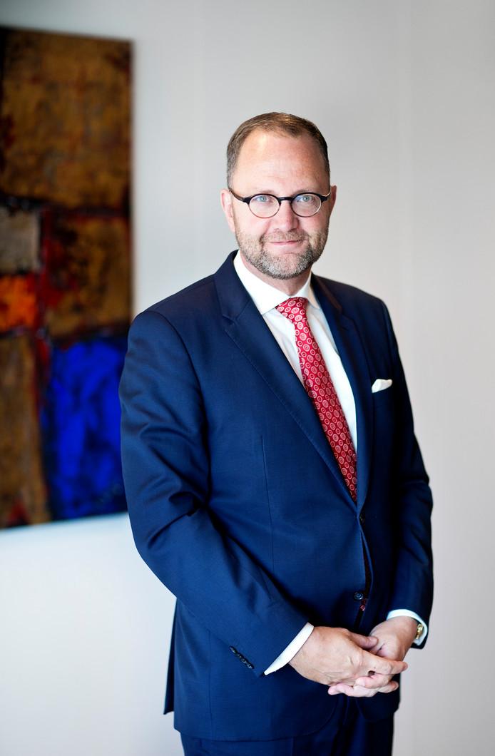 Milo Schoenmaker - bestuursvoorzitter van het Centraal Orgaan opvang asielzoekers (COA).