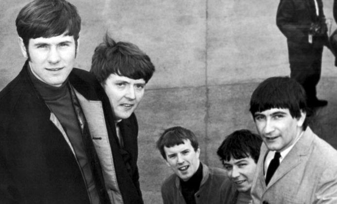 The Animals en 1965, avec Hilton Valentine à gauche