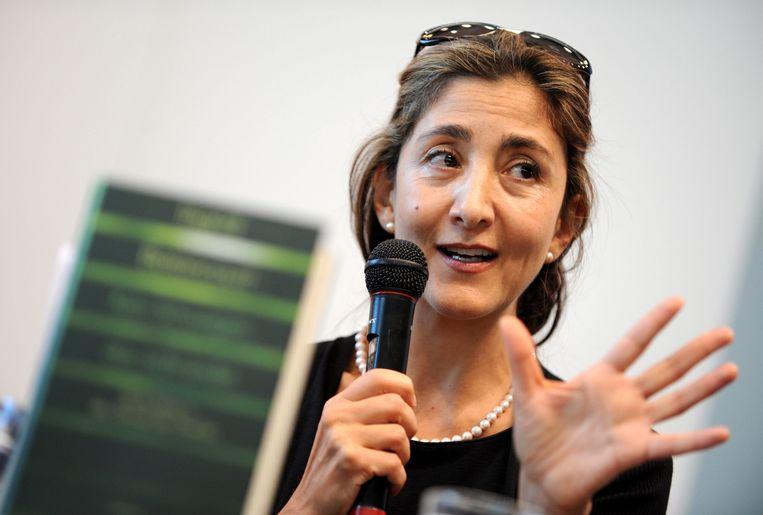 Ingrid Bétancourt. Beeld EPA