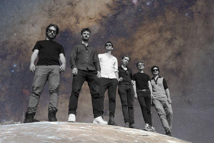 De Gentse band Kosmo Sound.