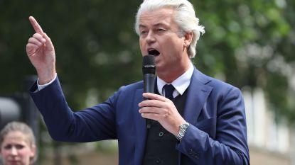 Veiligheidsniveau in Antwerpen opgetrokken naar niveau 3 voor bezoek Geert Wilders