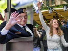 Zo vierden jullie Bevrijdingsdag: van eerbetoon aan veteranen tot jeugdig knalfeest