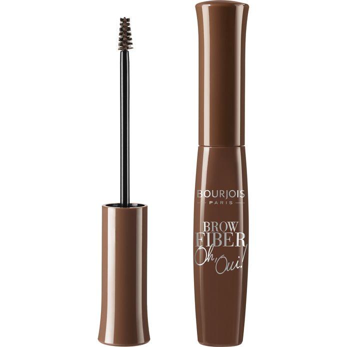 Bourjois - Mascara pour sourcils à fibres pour les combler et les colorer. Prix: 11,49 euros.