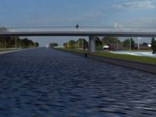 Gemeente Alphen wacht rechtszaak over fietsersbrug niet af en start voorbereidingen bouw