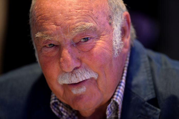 Jimmy Greaves in 2013.