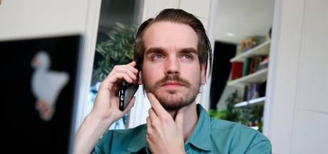 Jense (30) dacht dat hij een oplichter aan de lijn had, maar het bleek een ambtenaar met een prepaid-telefoon