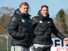 NAC belt met Mister NAC Ton Lokhoff: 'Nog een jaartje Wolfsburg en dan zien we wel verder'