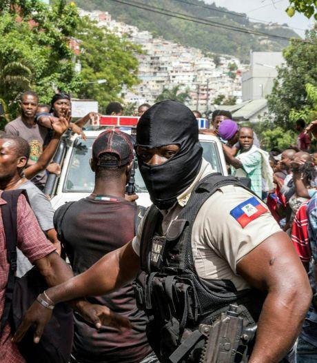 Un des suspects du meurtre du président haïtien avait des liens avec un service de sécurité américain