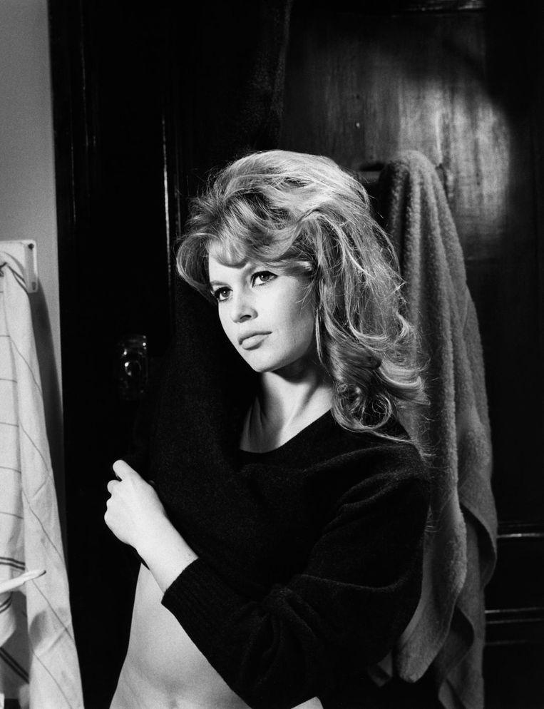 Brigitte Bardot in Only For Love. Beeld null