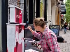 Saaie elektriciteitskastjes? Niet in Utrecht! Achttien kunstenaars beschilderden ze (en dat ziet er zo uit)