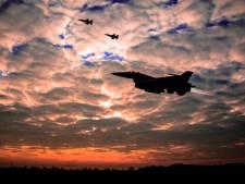 F-16's Volkel beginnen weer met avondvliegen, oefeningen tot half december