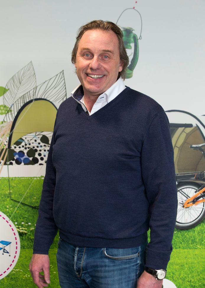Berry Velthuis, directeur van Obelink.