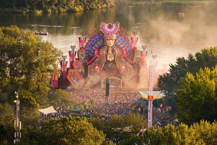 Mysteryland, een van de festivals van ID&T.