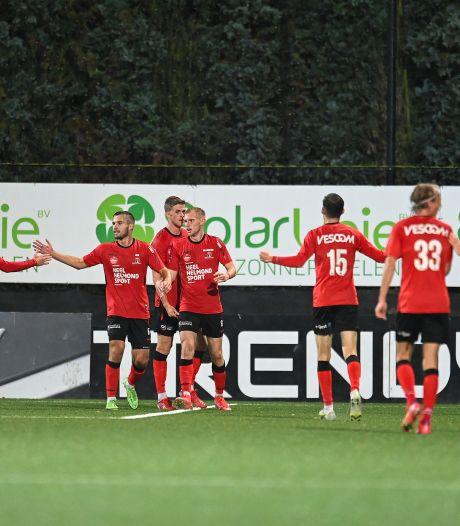 Helmond Sport kan weer lachen na knappe overwinning op Jong Ajax