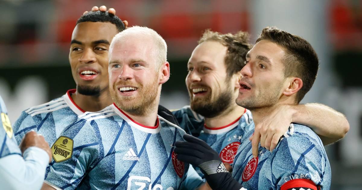 Wat het zware bekerparkoers Ajax al bracht | TOTO KNVB-beker - AD.nl