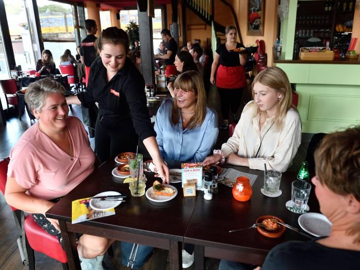 La Cubanita in Amersfoort: de laffe hap-slik-weg-massa wordt bediend per lopende band