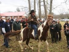 Paardenrace voor omstreden Republikein