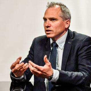 Matthias Diependaele (N-VA): 'We besparen overal, dat dat niet zou mogen in cultuur, vind ik choquerend'