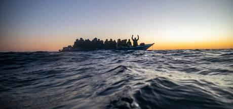 Zeker 57 migranten verdronken na bootongeluk bij Libië