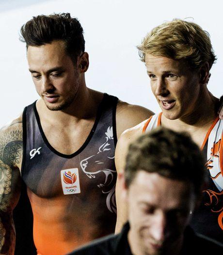 Deurloo troeft Zonderland af: broederstrijd in EK-finale op losse schroeven