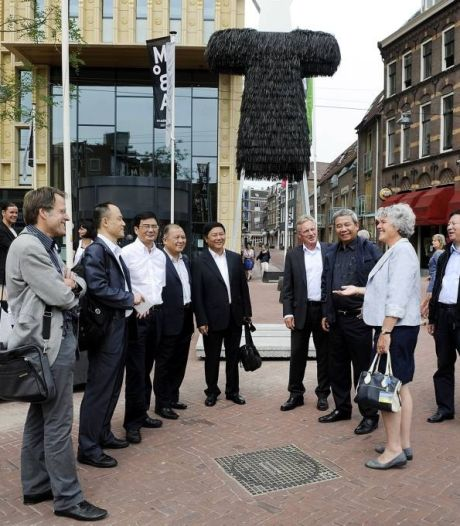 'Ruil Wuhan in voor band met Düsseldorf'