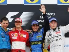 Hoe verliepen de comebacks van andere wereldkampioenen in de Formule 1?