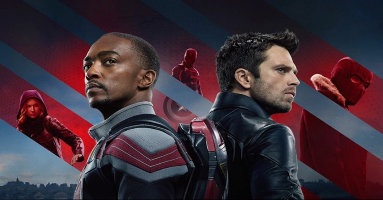The Falcon and the Winter Soldier Beeld Marvel