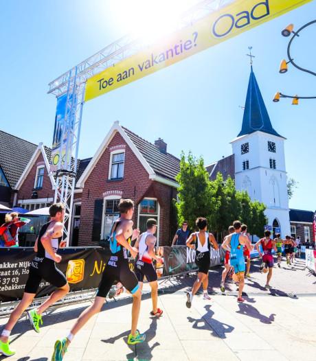 Ook Triathlon Holten moet wijken voor coronavirus