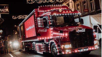 Coca-Cola kersttruck komt weer naar Ieper