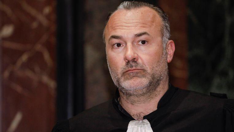 Advocaat Olivier Martins Beeld BELGA